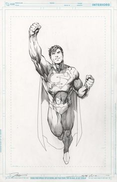Is This Man of Steel Interior Art From Jim Lee? - Visit to grab an amazing super hero shirt now on sale! Superman Comic, Jim Lee Superman, Superman Poster, Superman Man Of Steel, Superman Drawing, Drawing Superheroes, Superhero Sketches, Comic Book Artists, Comic Artist
