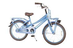 €209 Volare Liberty Urban 20 inch meisjesfiets Blauw | Meisjesfietsen GÉÉN verzendkosten. Binnen 24-48 uur geleverd. Alles op voorraad. Hoge kwaliteit!