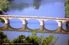 CAHORS-Au 19ème siècle Louis-Philippe finance la construction d'un pont qui porte son nom.