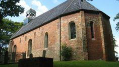KERK OOSTERNIELAND Oud & Nieuw - Oldenzijl en Oosternieland. #Landmerken