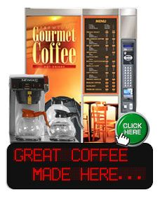Atlanta's full service vending and office coffee service experts. Coffee Supplies, Coffee Machines, Coffee Service, Vending Machine, Great Coffee, Stevia, Gourmet, Coffee Shop Supplies, Espresso Maker