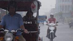 TOMS X UBER