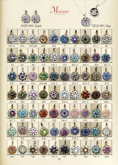 Mariana Earrings Susie Will You See If Ward S Has Any Like 312