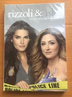 Rizzoli & Isles: The Complete Seventh and Final Season 7 (DVD, 2017, 3-Disc Set) 883929563296 | eBay