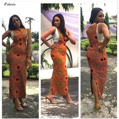Latest ankara styles 2019 for ladies: check out Perfect and beautiful Ankara Styles For Wedding Party African Fashion Ankara, Ghanaian Fashion, African Print Dresses, African Print Fashion, Africa Fashion, African Dress, African Attire, African Wear, African Women