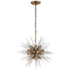 Quincy Small Sputnik Chandelier