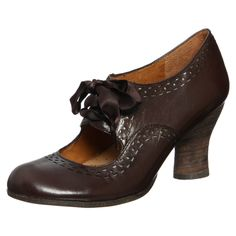 Naya Women's 'Jada' Oxford Brown Mary Jane Pumps…