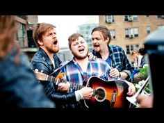 """Of Monsters And Men - """"Mountain Sound"""" LIVE Studio Session-loooooove them!"""