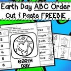 Download this FREEBIE and let students practice their alphabetizing skills using vocabulary about Earth Day. Earth Day ABC Order Cut and Paste Prin...