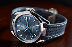 Omega Seamaster Aqua Terra Master Chronometer | Top Luxury Watches | News, Reviews, Articles, New Releases, Discussions and many more @LuxuryTopWatches.com #menluxurywatches