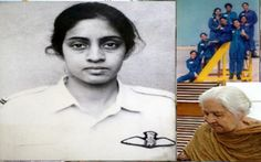 Incredible Story of the First Indian Female Pilot a Sikh Named Harita Kaur #sikhblog #feedly