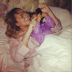 Mariah and child.