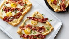 Breakfast doesn't get much better than flaky, buttery Pillsbury™ crescents filled with eggs, bacon and lots of flavor!