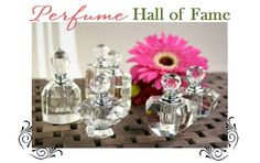 Perfume Hall of Fame. Interesting site.