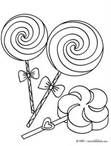 Candyland Characters Coloring Pages - Bing Images