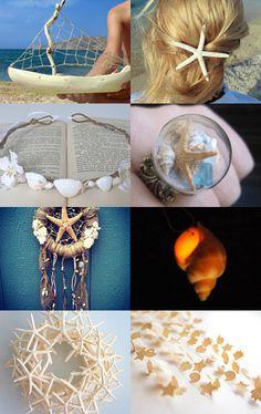 love the starfish wreath Coastal Christmas Decor, Beach Christmas, Coastal Decor, Christmas Themes, Xmas, Seashell Art, Seashell Crafts, Beach Crafts, Ocean Projects