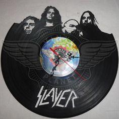 23,50 € Horloge vinyle décoration Slayer