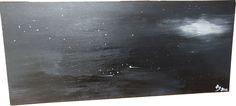 No 4 Acrylic on canvas 140cm x 60cm