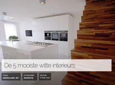 Nu op het blog: de 5 mooiste witte interieurs