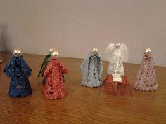 Kerstfiguren eigen werk