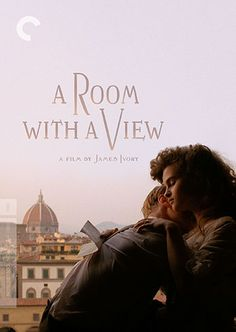 """""""Women like looking at a view. Men don't"""" - A Room with a View (1985) - reissue via Criterion coming in September!"""