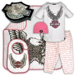 Harley-Davidson Kid's Gear, Apparel, and Accessories - Officially Licensed Motorclothes Merchandise