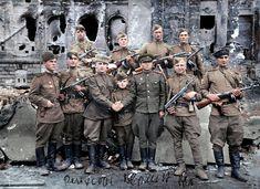 Reichstag-Berlin-1945 by Olga