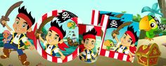 Click to View Disney Jake en de Nooitgedachtland Piraten