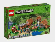 LEGO Minecraft The Village  | LEGO Shop http://fave.co/2czkxLZ