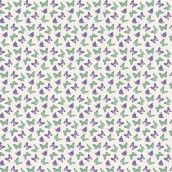 Fabric Freedom Birds And Butterflies Butterflies Purple Cut Length