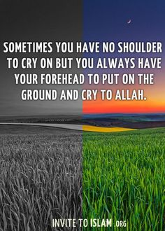 the one who is always there by your side   your ultimate hope your utimate answer ya allah make the day we meet pleasent make my deeds good so that you are pleased with me when we meet and shower me with your mercy as its not my actions and deeds but youre mercy that in sha allah will grant me success.