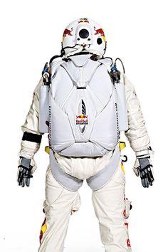 space suit rear - photo #8