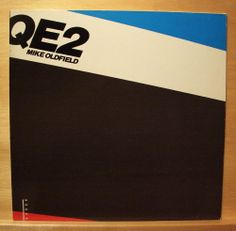 MIKE OLDFIELD - QE2 - Vinyl LP - Mirage - Conflict - Arrival - Sheba - Molly RAR