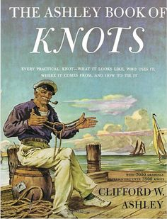 Those interested in advanced knotting and rope work do no better than these essential knot books;