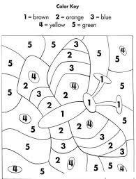 Resultado de imagen para dibujos para colorear con números