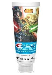 Oral-B Crest® Pro-Health Jr.™ Disney Star Wars™ Toothpaste print