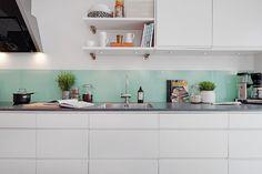 廚房上櫃+層板的百變設計 | 小院,關於家的設計