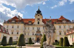 Valtice - eine Entdeckung in Südmähren, die ehmaligen Schlösser der Fürsten Liechtenstein in Valtice und Lednice, nicht zu Unrecht auf der UNESCO-Weltkulturerbeliste