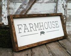Wordstruck Definition Decor Farmhouse Decor by ThreeArrowsCo
