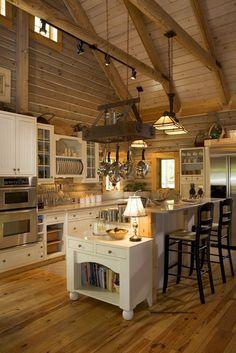 Ideias Fabulosas de Cozinhas Rústicas - Design Innova