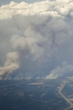 Fort McMurray Fire: Alberta Declares State Of Emergency