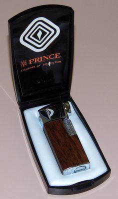 Vintage Prince Pipette Cigar Lighter, Made In Japan