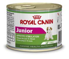 Alleinfuttermittel für #Welpen - Speziell für kleine Hunde unter 10 kg - Bis zum 10. Monat. Junior enthält eine hochverdauliche Rezeptur speziell für #Welpen. http://www.royal-canin.de/hund/produkte/im-fachhandel/nahrung-nach-groesse-und-alter/mini/chn-junior/eigenschaften/