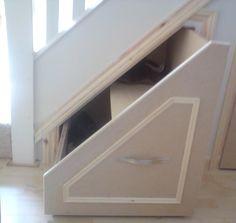 Understairs Storage under stair storage solution.is my virgoness showing? | dream