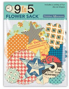 9 to 5 - Flower Sack (A)