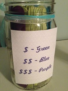 Date night jar ideas. Loving these date ideas and date jar ideas!!! :) especially when you can't decide on just one.