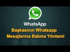 WhatsApp'ı 5 Saniyede Ele Geçirin (PROGRAMSIZ - SESLİ ANLATIM) - YouTube
