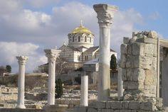 Crimea Chersonesos Tauric