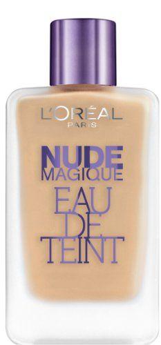 L'Oréal Paris Eau De Teint, Fondotinta, 150 Nude Beige, 20 ml Sephora, Max Factor Creme Puff, Double Wear Light, Beauty Treats, Estee Lauder Double Wear, No Foundation Makeup, L'oréal Paris, Makeup Brands, Nu Skin