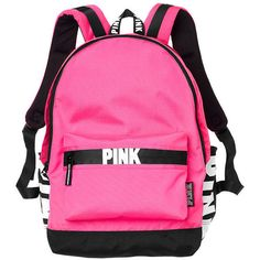 Accessories - Blankets, Backpacks & More - PINK (63 CAD) ❤ liked on Polyvore featuring accessories and victoria's secret